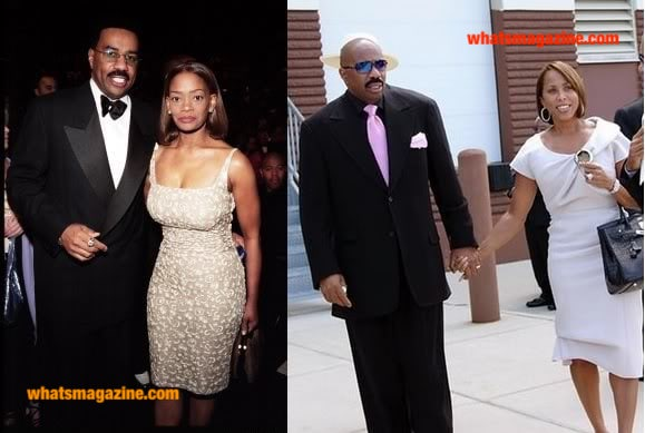 They separated when Marcia was pregnant to give birth to her son. In 1994 Steve Harvey divorced Marcia due to alleged infidelity. He Started living with second wife Marry Lee Way before divorcing Marcia. As a single parent, Marcia started her own business of clothes fashion.