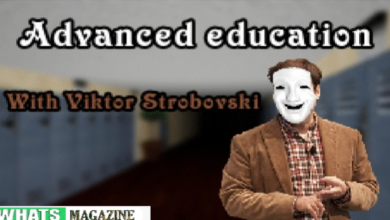Advanced Education with Viktor Strobovski