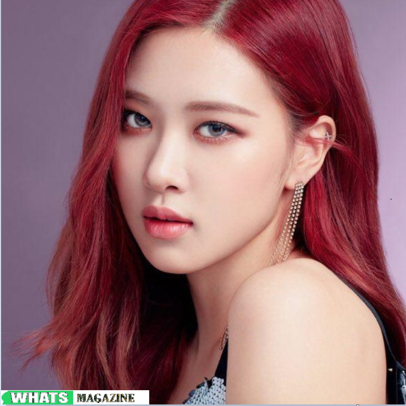 """Roseanne Park is best known as Rosé, who was born on February 11, 1997, in Auckland New Zealand. She is a singer and dancer. Together with Jennie, Lisa and Jisu, she is a member of the Korean girl group """"Black Pink"""". She lives in South Korea and grew up in Australia."""