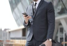 Clothes that are applicable to add business is a business suit
