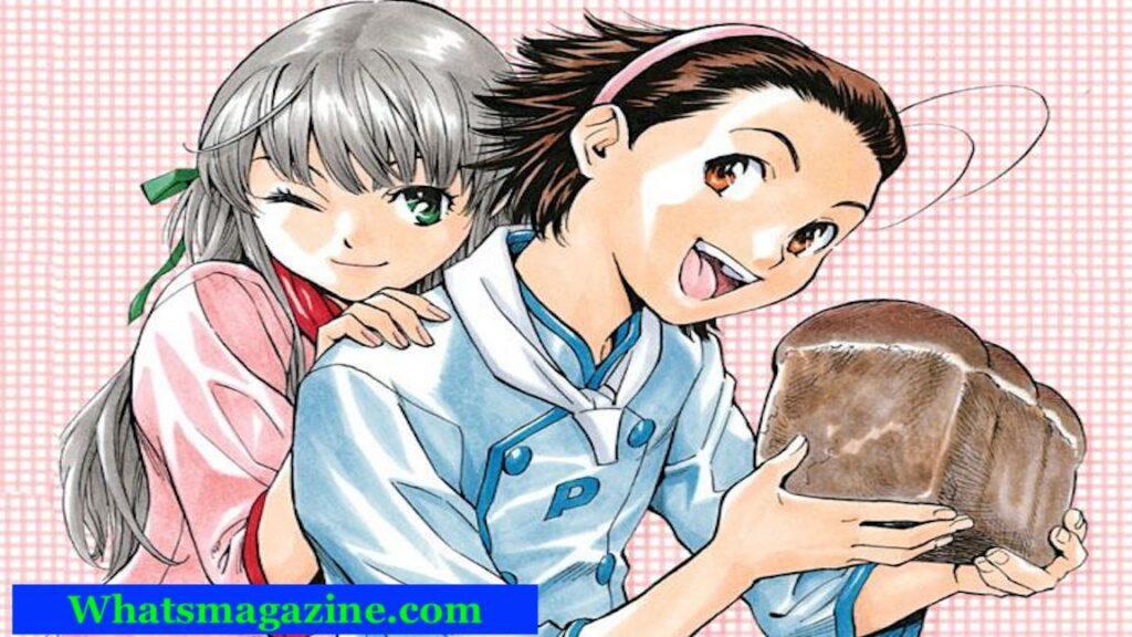 Anime food Yaki-Tate!! Japan enters the life span of all bread-loving Kazuma Azuma, who's seeking to produce Japan's most celestial bread.