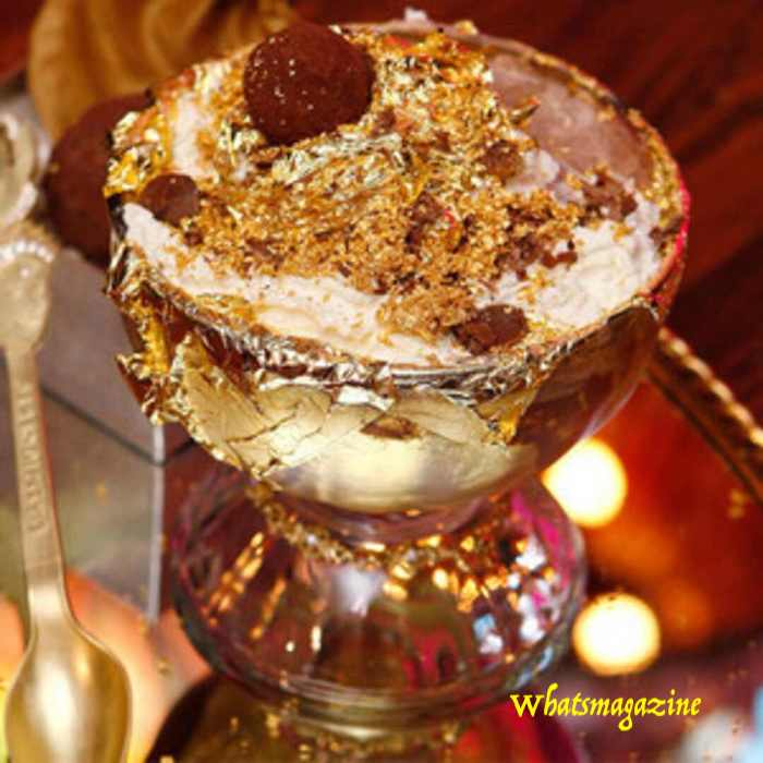most expensive chocolateThe costliest dessert would be that the Frrrozen Haute Chocolate ice cream sundae costing £25,000 (Number 12,000) results as most expensive chocolates, inserted into the menu at this Serendipity 3 Restaurant, New York, the USA on 7 November 2007.