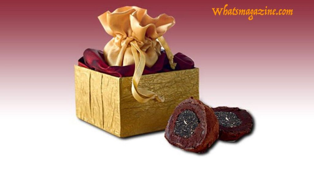 most expensive chocolateThis decadent and flavorful chocolate-covered truffle could be your highest production of world-renown Danish Chocolatier Fritz Knipschildt.