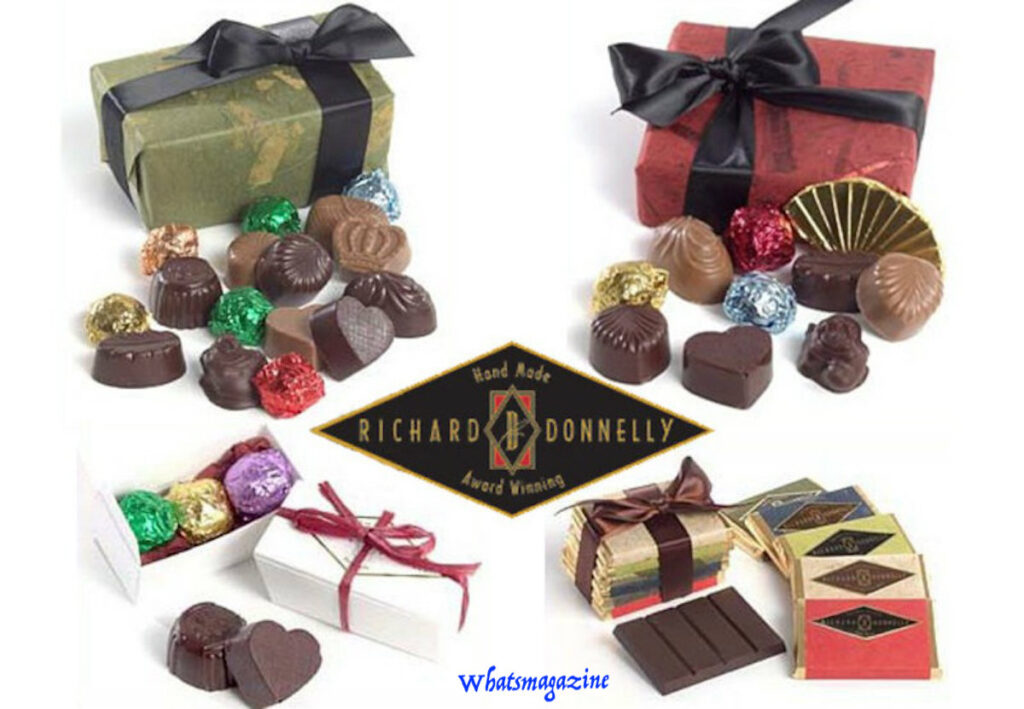 most expensive chocolateNo demand traveling to Zurich or even Paris for elite java because of Richard Donnelly Fine Chocolates around Mission.