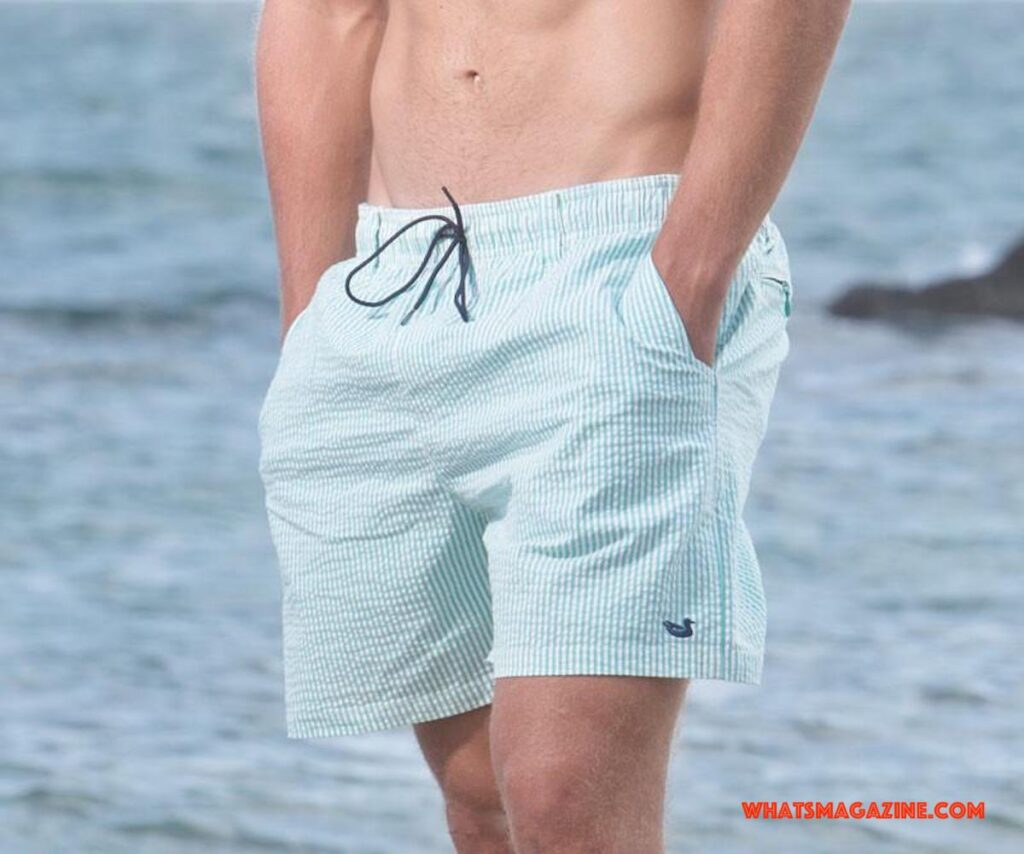 Residing at the strand of relaxed excitement, seersucker shorts are a suitable means to present the cloth in your wardrobe in the event you are maybe not quite prepared for an entire fit or blazer.