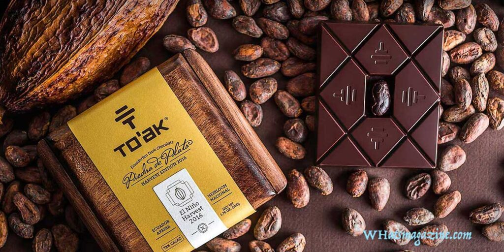 most expensive chocolateTo'ak Chocolate Can Be an Ecuadorian High-end Chocolate Firm that Has Been Set in 2013 by Jerry Toth, Carl Schweizer, and Dennise Valencia.