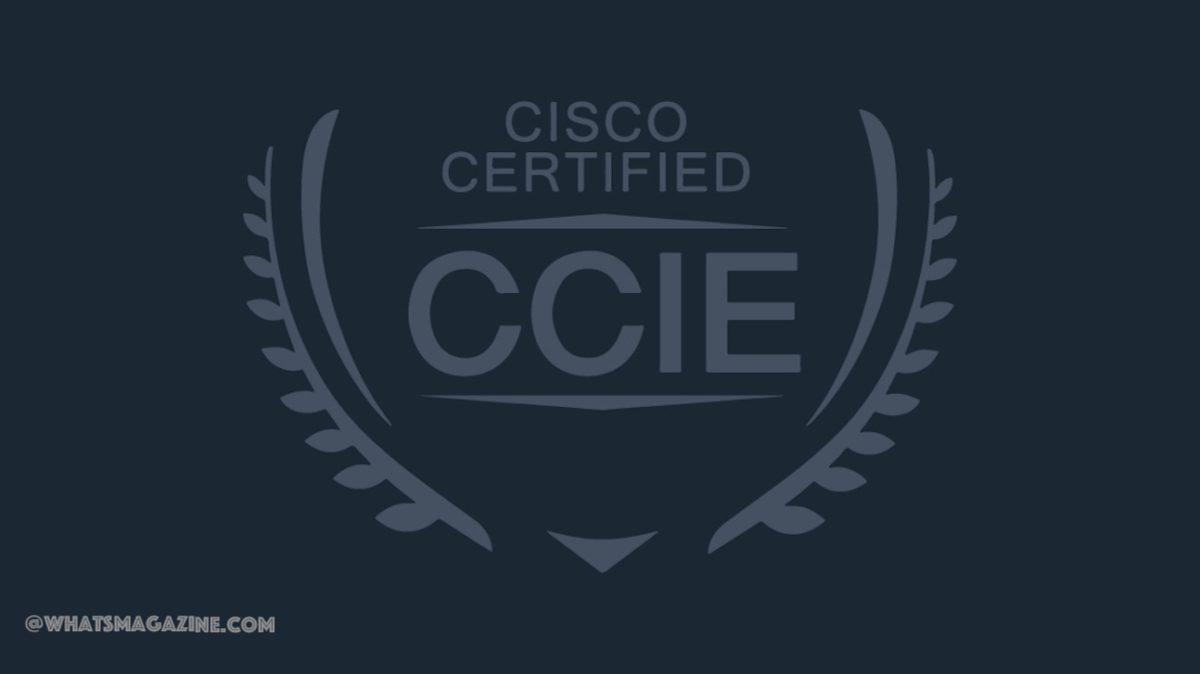 Cisco CCIE Certification