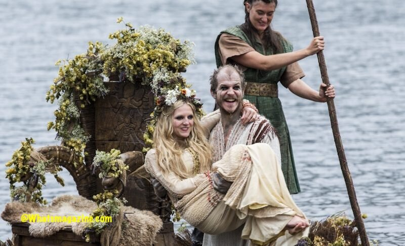 Viking Wedding Conventional