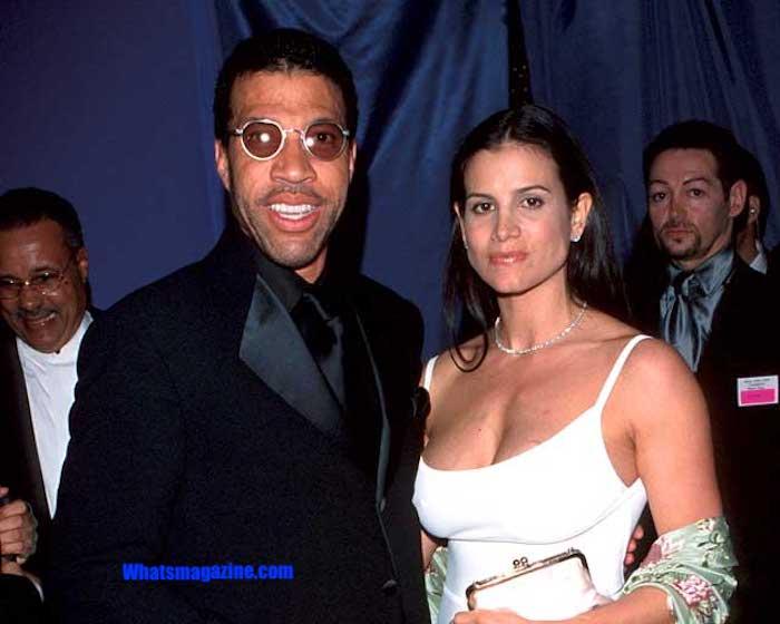 Diane Alexander husband Lionel Richie