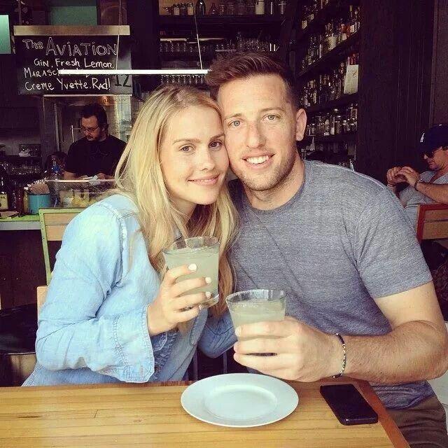 claire holt ex-husband Matt Kaplan