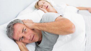Sinusitis and snoring