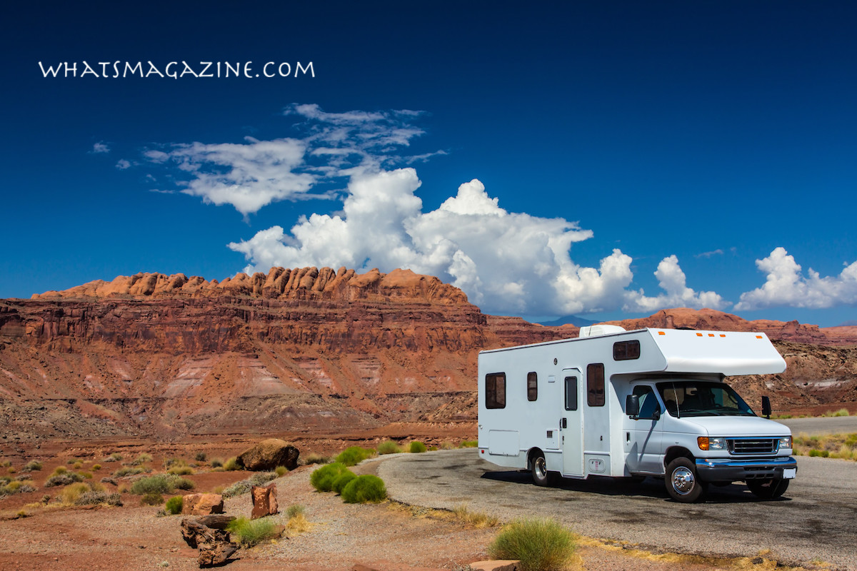 planning an RV vacation